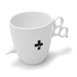 Pierceing Mug-Scissors