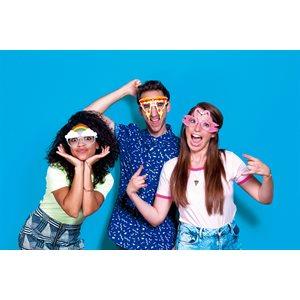 Party Glasses-Crazy