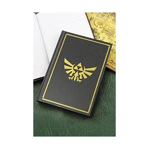 Zelda-Hyrule Notebook