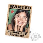 Wanted Frame 8'' x 10''