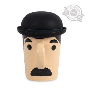 Charles Mug with silicone lid