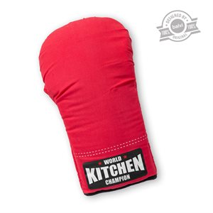 Boxing Champ Oven Mitt