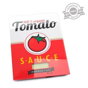 Balance de cuisine Tomate
