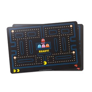 Pac-Man Placemats(set of 2)