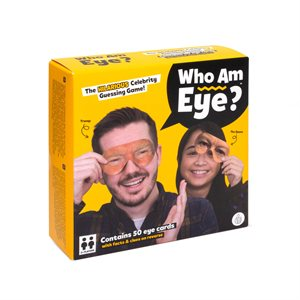 Who Am Eye Game