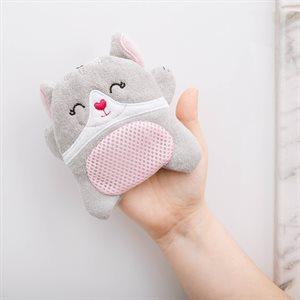 Bubbly Bath Mitt Kit- Cat