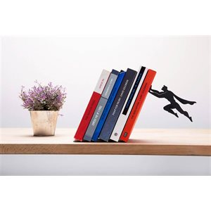 Book & Hero Bookend