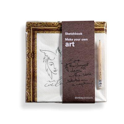 Sketchbook Napkin-Art