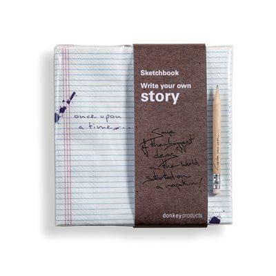 Sketchbook Napkin-Story
