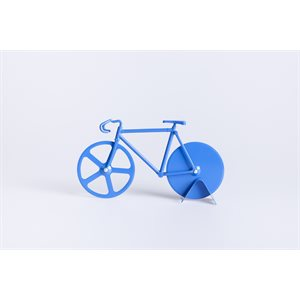 COUPE PIZZA FIXIE- Bleu