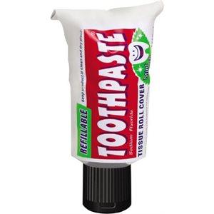 Toothpaste Porte-papier
