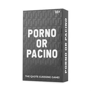 Porno or Pacino