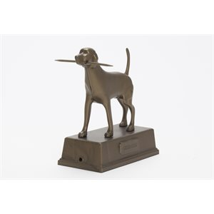 Good Dog Toothpick Dispenser - Bronze