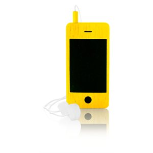 i-Woody Kid's Smartphone-Yellow