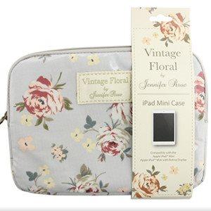 Housse Jennifer Rose iPad Mini