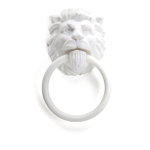 Porte serviette Lion's Head-Blanc