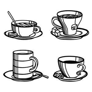 Sketch Coasters