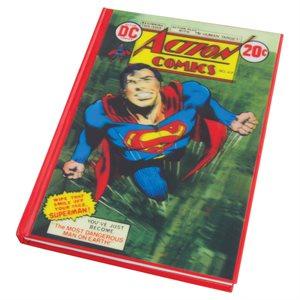 Superman 3D Lenticular Notebook