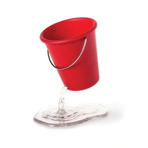 Desk Bucket-Rouge