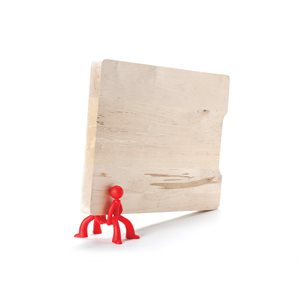 Board Brothers Cutting Board Holder-Red