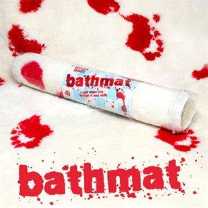 Tapis de Baignoire Blood