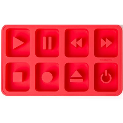 The Chillers Ice tray-Red