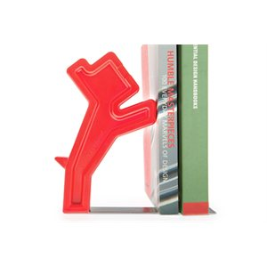 Buddy Red Bookend