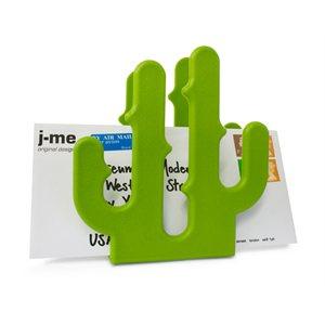Cactus Letter Holder-Green