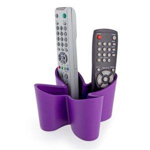 Remote Control Holder-Purple