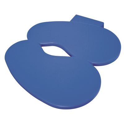 Footprint Shoe Shelf-Blue