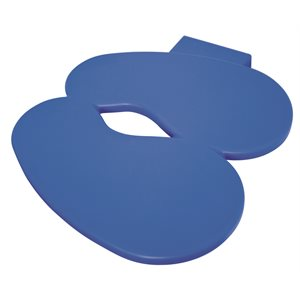 Footprint Shoe Shelf-Blue