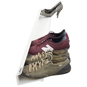 Shoe Rack 1200mm-White