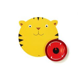 Hungry Mats Tiger