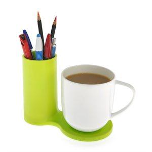 Jot Desk Coaster-Green