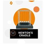 "Newton's Cradle Large 7"""