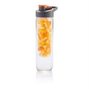 Bouteille d'eau à infusion-Orange