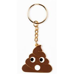 Porte-clés émoticônes Poo